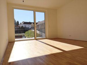 Provisionsfrei! Mietwohnungen 76 m²,  mit 53 m² Terrasse, möbliert, mit Küche, Stadtmitte Mattersburg