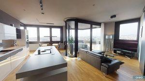 orea | Modernes Penthouse nahe Yppenplatz | Smart besichtigen · Online anmieten | HG1