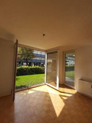 Schöne 2 - Zimmer Terrassenwohnung mit direktem Gartenzugang!