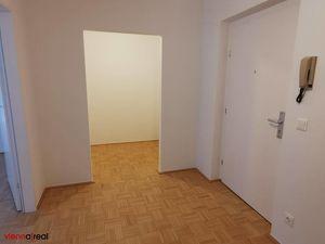 Freundliche und moderne 2 Zimmer-Wohnung mit Schrankraum im 7. Bezirk - Garagenplatz optional