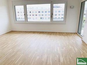 FRÜHLINGSAKTION: JETZT PROVISIONSFREI EINZIEHEN! Herrliche 2 Zimmer Neubau-Erstbezugswohnung mit traumhaftem/r Balkon/Loggia