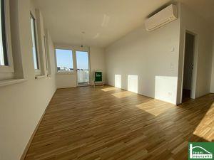 FLAIR CITY LIVING! Moderne Erstbezugswohnungen in ruhiger Lage! Dachgeschoss mit Klimaanlage!