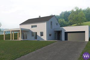 Wunderschönes Einfamilienhaus mit herrlicher Aussicht in Lödersdorf ...!