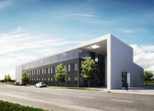Steyr West - moderne Bürofläche mit 62m²