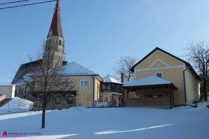 Mehrfamilienhaus und Gewerbe alles unter einem Dach