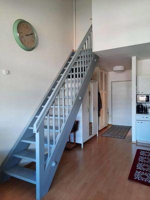 Höttinger Au – einmalige Gelegenheit! Voll ausgestattete Maisonettewohnung in absoluter Toplage!