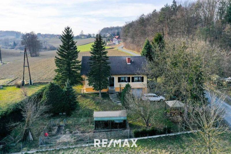 Einfamilienhaus in Grössin Gemeinde Tillmitsch zu verkaufen!