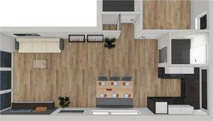 NEUBAU - Tolle 2 Zimmer Dachgeschosswohnung zu vermieten!