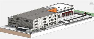 Perfekt präsentiert! Laden-/Verkaufsfläche im Industrie- und Gewerbegebiet zu vermieten!