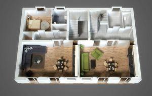 Leistbares und geräumiges Haus für Familie und Freunde -Viel Platz, für kleines Geld! Ihr Eigentum!