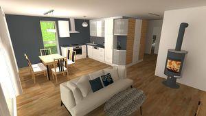 4 Zimmer Maisonette-Wohnung Golf- und Thermenregion Südburgenland