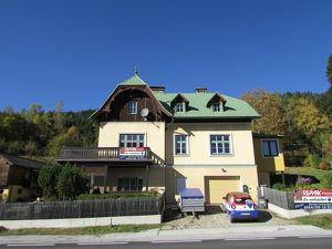 Stilvoll renovierte Altbau-Villa in Steinhaus am Semmering