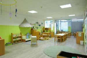 Komplett ausgestatteter Kindergarten !!!