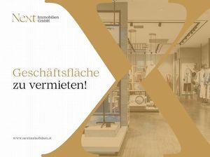 Top Geschäfts-/Boutiqueflächen in neu renoviertem Linzer Einkaufscenter mit Boutiqueflair zu vermieten