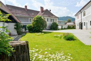Historisches Herrenhaus in Langenwang