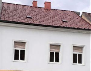 Eigentumswohnung  ( Haus ) mit Balkon & kleinem Garten