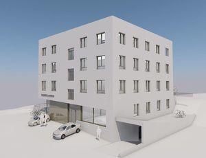 Neue Büro/Kanzlei/Praxisfläche in Vomperbach zu mieten