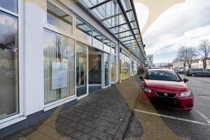 2-geschoßige Geschäfts-/Bürofläche mit Schaufenster in Steyr zu vermieten