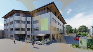 ZUKUNFTSPARK+ | Büroflächen - nach Ihren Wünschen gestaltbar - in Tulln zu vermieten - Erweiterungsmöglichkeit gegeben!