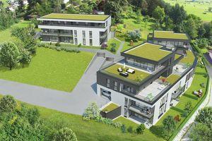 Provisionsfrei - Erstbezug 3-Zimmer Wohnung über den Dächern von Imst