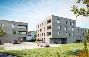 2-Zimmer Dachgeschosswohnung (Top C14)