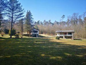 Ferienhäuser/Jagdhaus mit 5753 m2 Grund, Alleinlage, Waldgebiet, Nähe Oberwart