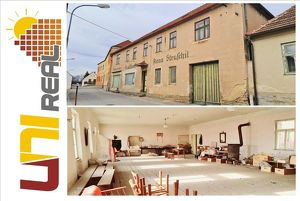 - UNI-Real - Sanierungsbedürftiges Gasthaus mit tollem Tanzsaal/Atelier/Seminarraum