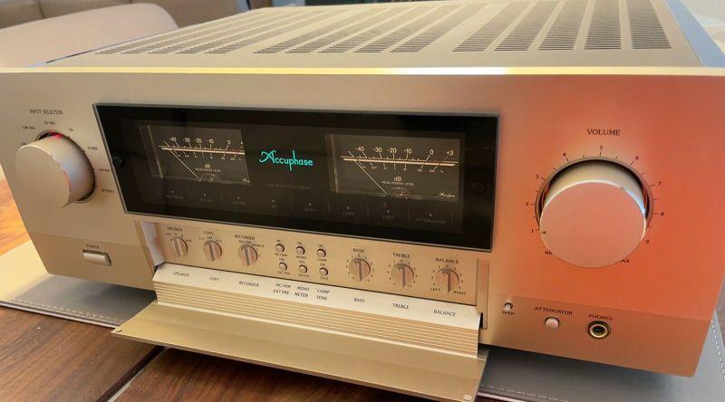 Accuphase E-450 Vollverstärker Amplifier