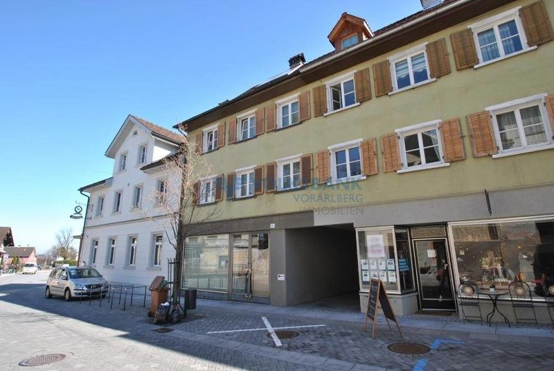 Wohn- und Geschäftshaus im aufstrebenden Stadtteil von Hohenems!