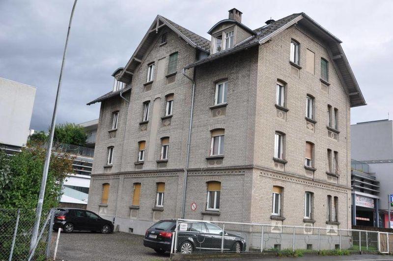 3 Zimmer-Altbauwohnung in Vorkloster!!
