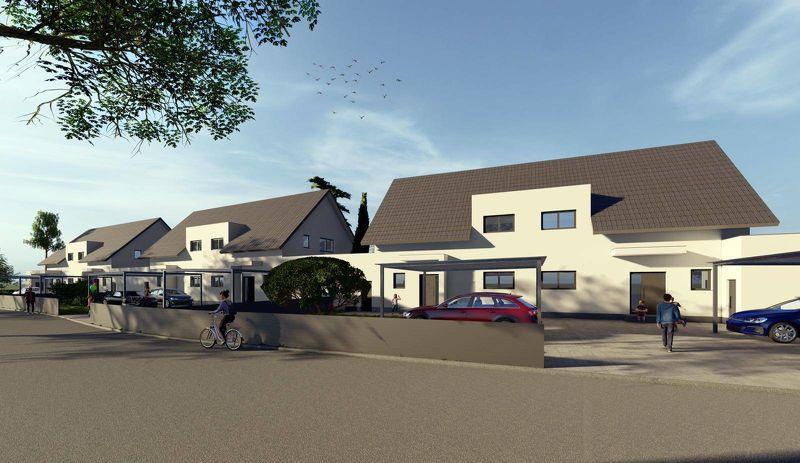 Das Sonnenschein !!....Premiumprojekt mit 6 Traumhäusern in Leibnitzer Toplage !! HAUS 1 / TOP 1)