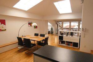 Penthouse-Wohnung 4,5 Zimmer (voll möbliert) im Zentrum von Telfs zu vermieten