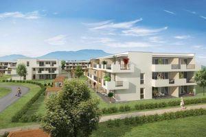 COPACABANA - 65m² - 3 Zimmer - großer Balkon - privater Seezugang - inkl. Carport