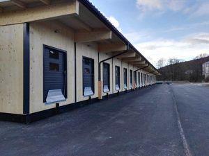 Paketverteilerzentrum/ Cross Docking Standort Nahe Wien