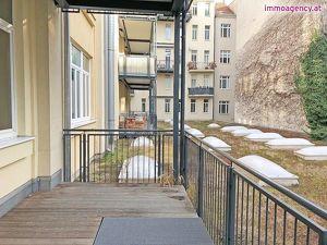 großzügige Loft Wohnung mit Balkon, im Herzen von Margareten!