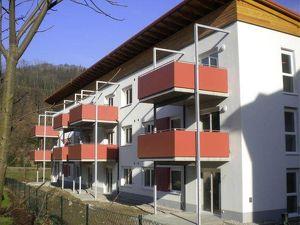 Frankenfels. Geförderte 3 Zimmer Mietwohnung | Balkon.