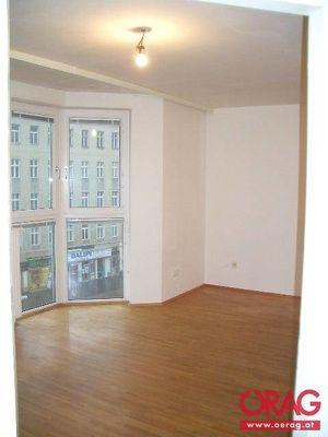 2-Zimmer NEUBAU-Wohnung mit Erker - zu mieten in 1050 Wien