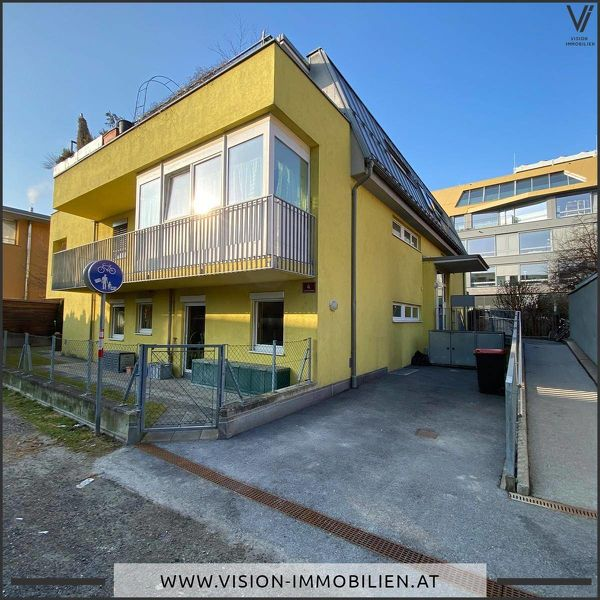 Zentrale, Ruhige 2-Zimmerwohnung in Innsbruck