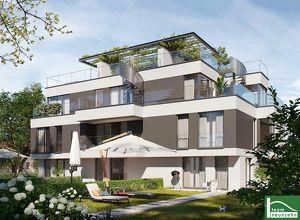 Blick zum Kahlenberg - Traumhaftes Objekt in Top Lage! 5 Zimmer mit Garten umgeben von viel Natur!!