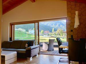 Luxus Penthouse möbliert von A bis Z