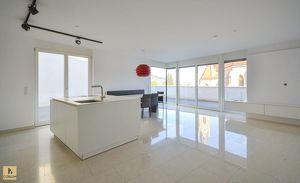 Luxuriöse Terrassen-Wohnung in zentrumsnaher Aussichtslage