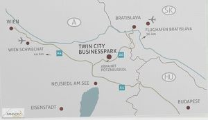 TWIN CITY BUSINESSPARK NÄHE FLUGHAFEN WIEN BRATISLAVA