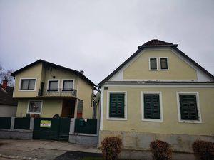 Zwei Einfamilienhäuser mit Garten, Nähe Oberwart