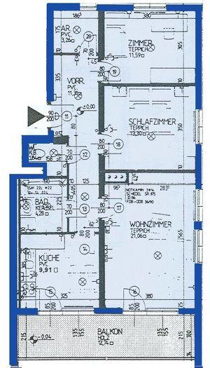 Langenlois. Geförderte 3 Zimmer Wohnung | Balkon | Miete mit Kaufrecht.