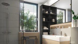 Moderne und hochwertig ausgestattete 4-Zimmer Wohnung inmitten der Natur 15 Minuten von Wien entfernt. Neubau | Erstbezug | Achau