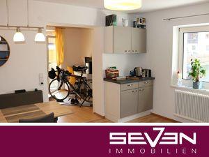 Helle 3 Zimmerwohnung mit Terrasse und Gartennutzung - Pettnau