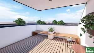 Offener Wohnraum - Leben und genießen in Zentrumsnähe - Ein Höchstmaß an Gemütlichkeit kombiniert mit modernem Design