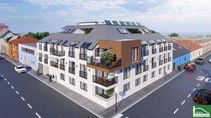 Großartiges Neubauprojekt - Stockerau ! Schnell sein und Traumwohnung sichern !