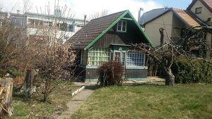 Zu Vermieten Kleingarten 400m2 mit Sommerhaus Südlage Wien Hietzing 1130