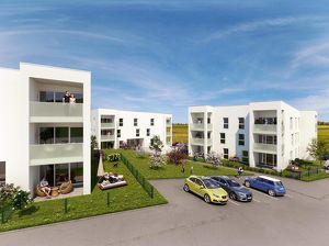 Neubau: geförderte 3-Raum Eigentumswohnung in Grieskirchen